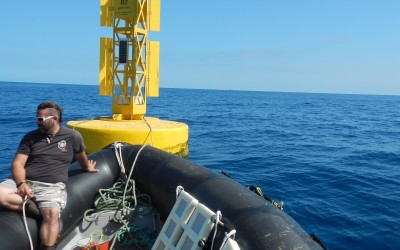 OCEANIC Second Field test at Bimep (Armintza) in the Basque Country