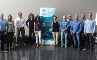 OCEANIC 4th project meeting