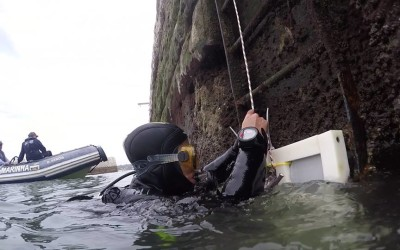 3rd Trial of OCEANIC test panels in Portugal