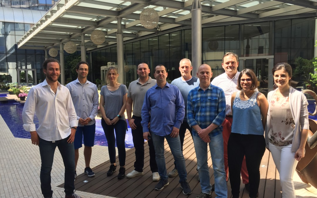 OCEANIC 5th project meeting